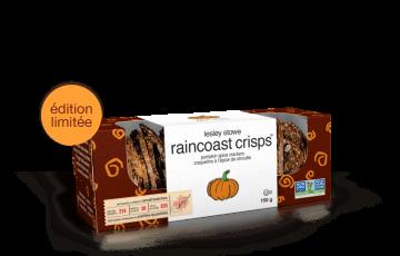 Emballage pourédition limitée lesley stowe raincoast crisps®