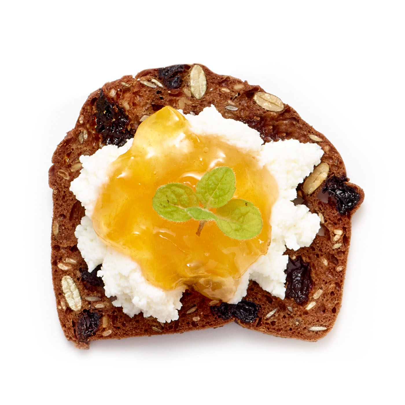 lesley stowe raincoast crisps® Apricot, Fig and Lemon