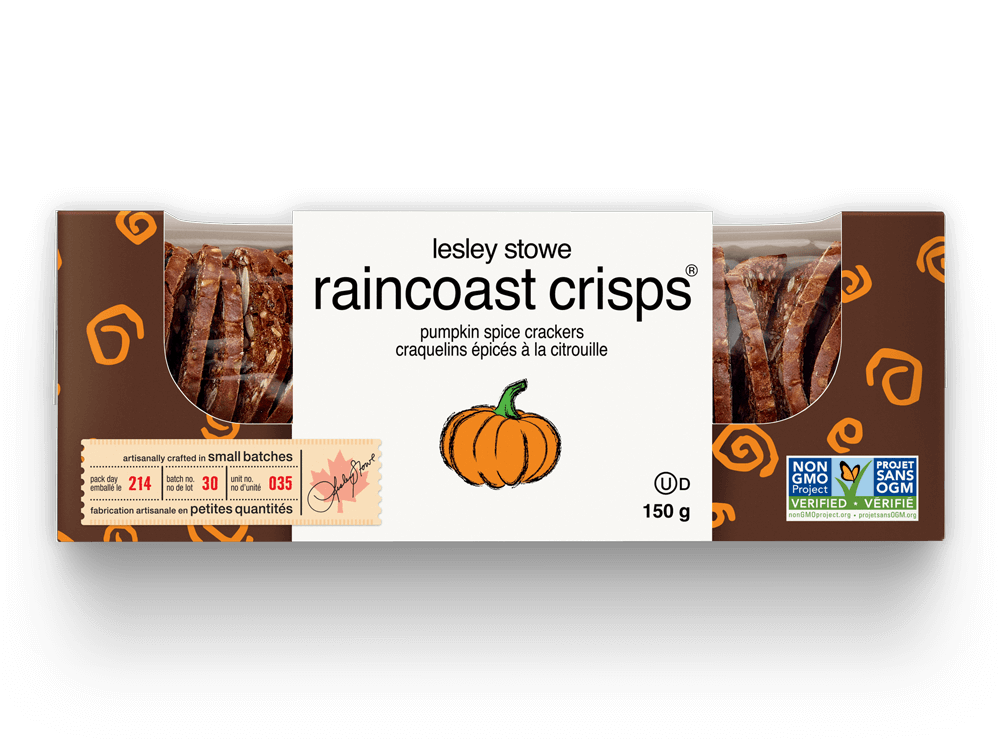 Packaging for Pumpkin Spice